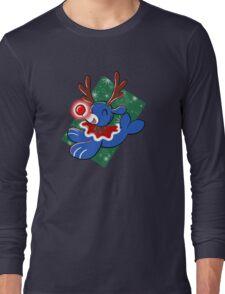 Water Reindeer Long Sleeve T-Shirt