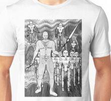 SolarPunk Space Bikers - Jack War Path Unisex T-Shirt