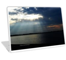 Heavenly Clouds Laptop Skin