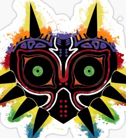Majora's Splat~ Sticker