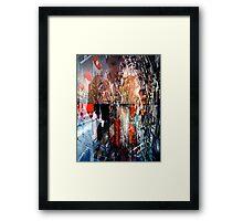 Cyborg Girl Framed Print