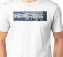 Sunny Sunday on the Bay Unisex T-Shirt