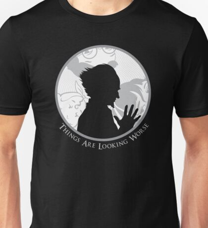 Count-Olaf Villain Baudelaire Orphans A Series of Unfortunate Events T-Shirt Unisex T-Shirt