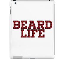 BEARD LIFE iPad Case/Skin