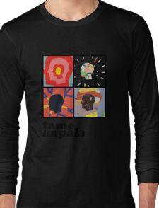 TAME IMPALA - HEADS Long Sleeve T-Shirt