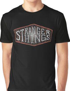 stranger things - tv series Graphic T-Shirt