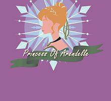 Princess Anna by Madas