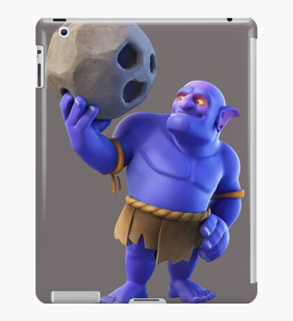 Bowler Clash of Clans iPad Case/Skin