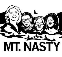 MT nasty Photographic Print