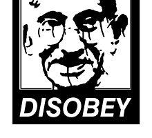 Gandhi DISOBEY by Alien Axioms