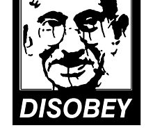 Gandhi DISOBEY by Esoteric Exposal