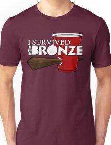 I Survived the Bronze Unisex T-Shirt
