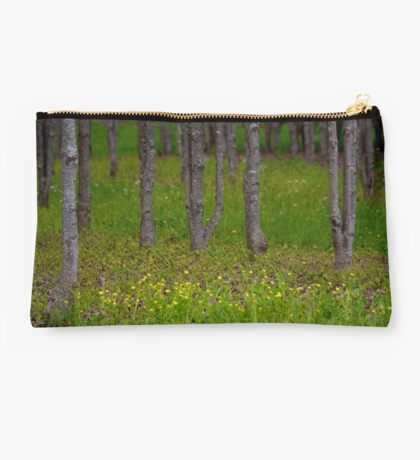 Yellow Patch Studio Pouch