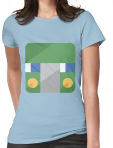 Charjabug Womens Fitted T-Shirt