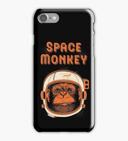 Enos. Despicable Space Monkey iPhone Case/Skin