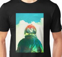 space galaxy Unisex T-Shirt