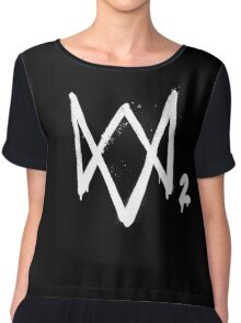 Watch Dogs 2 Chiffon Top