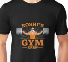Roshi Gym Unisex T-Shirt