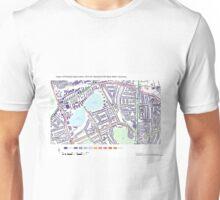 Multiple Deprivation Stamford Hill West ward, Hackney Unisex T-Shirt