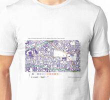 Multiple Deprivation Stepney Green ward, Tower Hamlets Unisex T-Shirt