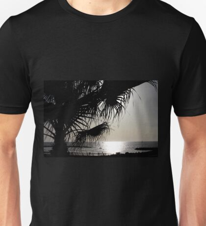 Silver Sunset Unisex T-Shirt