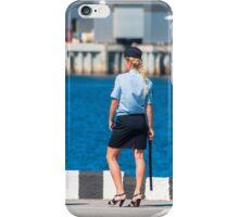 Sexy Guard iPhone Case/Skin