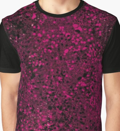 Raspberry Crumble Graphic T-Shirt