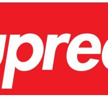 Supreeb Sticker