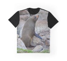 Seal Graphic T-Shirt