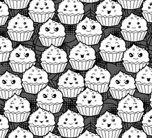 Evil Cupcakes by tinaodarby