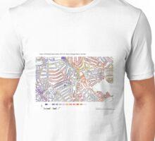 Multiple Deprivation Swiss Cottage ward, Camden Unisex T-Shirt