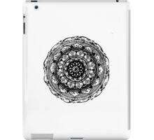 Simple Mandala #1 iPad Case/Skin