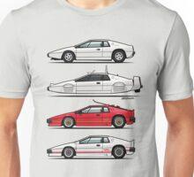 Esprit Spy Quartet Unisex T-Shirt