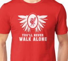 YNWA - Liverpool - The Reds Unisex T-Shirt