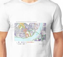 Multiple Deprivation Tachbrook ward, Westminster Unisex T-Shirt