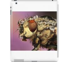 dewed fly iPad Case/Skin
