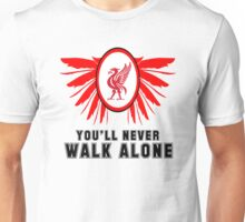 YNWA - Liverpool -The Reds Unisex T-Shirt