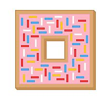 Box Donut Photographic Print