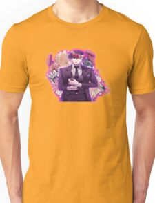 Jumin flower crown no blush Unisex T-Shirt