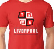 YNWA - The Reds - Liverpool Unisex T-Shirt