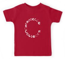 Found Letters - C Kids Tee