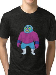 Luchador Tri-blend T-Shirt