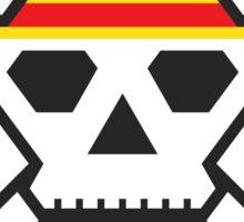 Custom Minimal Pirate Flag (The Straw Hats) Sticker