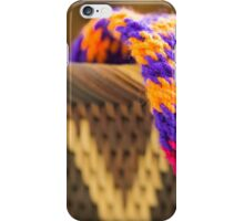 Papua New Guinea Weaves iPhone Case/Skin