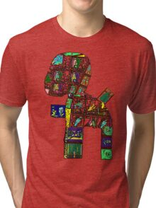 Stampede Tri-blend T-Shirt