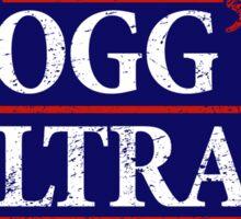 Dukes of Hazzard - Hogg Coltrane 84 (Reagan Bush 84) Sticker