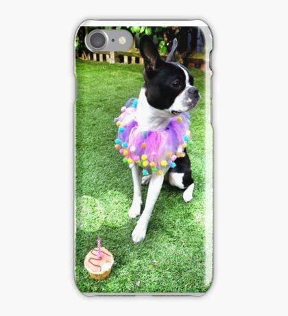 My 1st Birthday iPhone Case/Skin