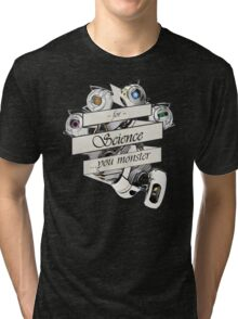 For Science Tri-blend T-Shirt