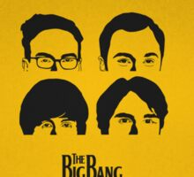 THE BIG BANG THEORY Sticker