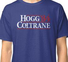 Dukes of Hazzard - Hogg Coltrane 84 (Reagan Bush 84) Classic T-Shirt